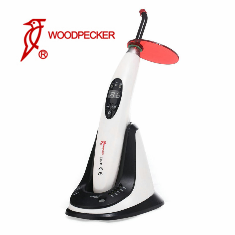 Woodpecker® Dental Zahnarzt Polymerisationslampe LED.E Wireless kabellos LED-Lampe